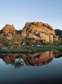 СПА-отель The Boulders Resort & Golden Door Spa