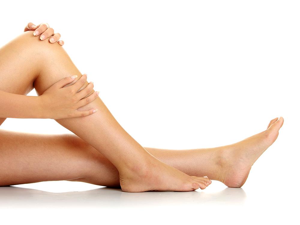 Красивые женские ноги без варикоза